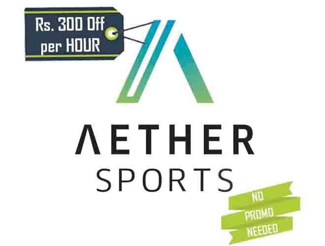 Aether Sports JVPD - Juhu 354907Logo11-660x500
