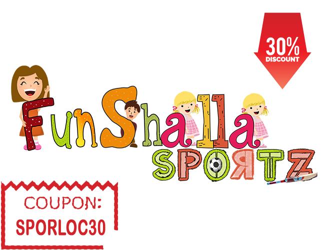Funshalla Sportz - by SPORLOC 502396WebsiteLogo40off-660x500