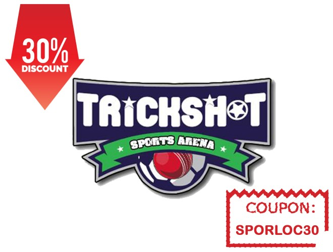 Trickshot, Versova - by SPORLOC 893466FINALLOGO-660x500