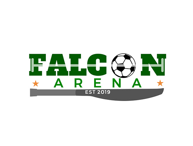 Falcon Arena - by SPORLOC 913615FALCONLOGO-660x500